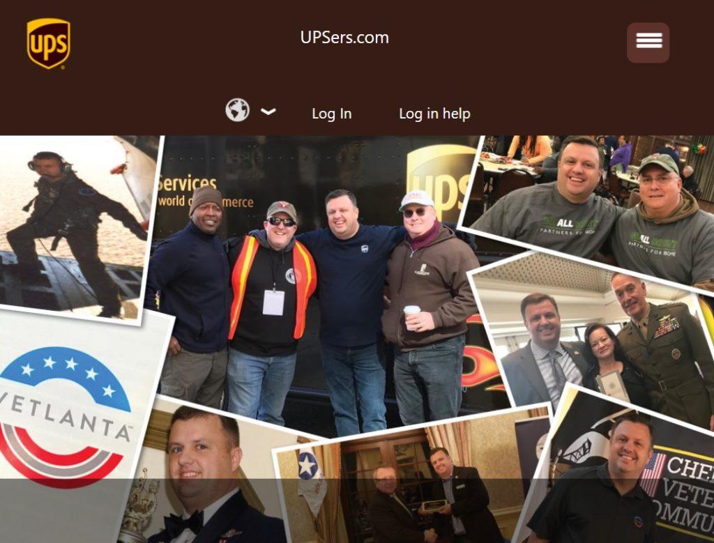 UPSers Employee Login